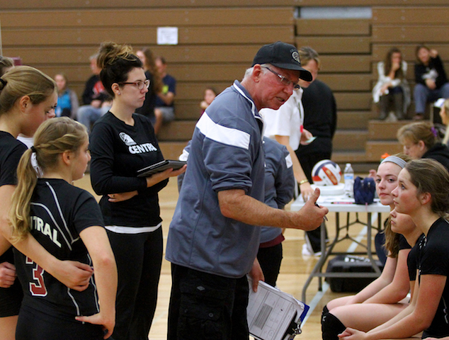 Westosha Central dismisses girls volleyball coach
