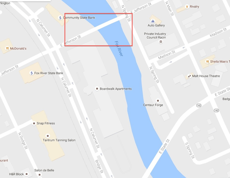 City plans to replace Jefferson St. Bridge