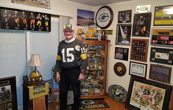 Union Grove man is finalist for Packers fan Hall of Fame