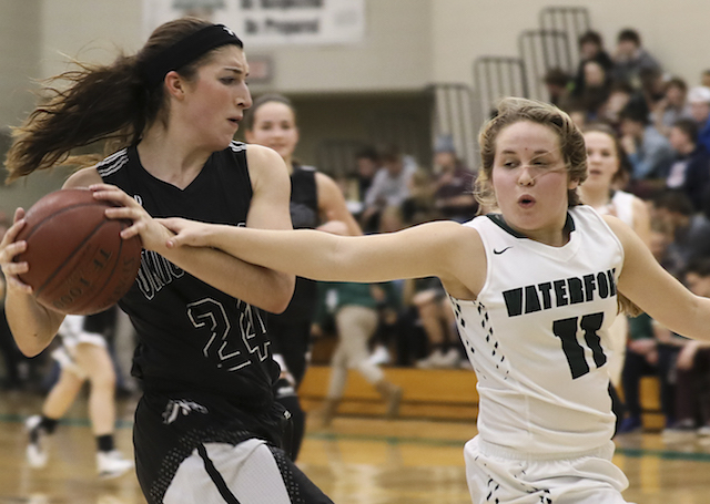 Union Grove girls knock off rival Waterford