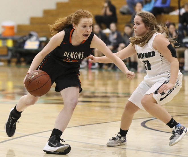 Burlington girls slam Westosha