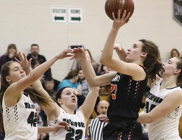 TUESDAY ROUNDUP: Burlington holds off rival Waterford