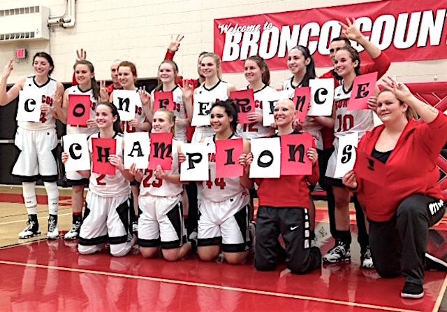 Union Grove captures outright conference title thanks to Burlington assist