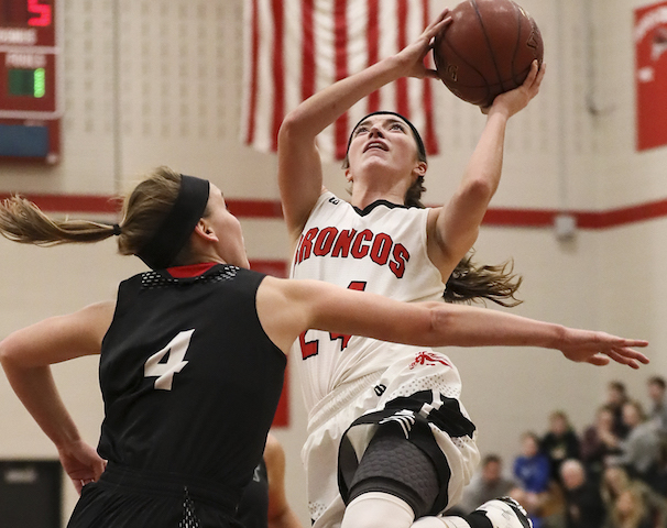 SLN ALL-AREA GIRLS BASKETBALL: Shiffler edges Smith-Traore, Beyer for top player