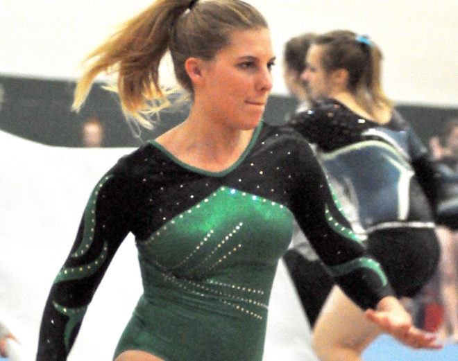 Bittersweet season ends for Waterford gymnastics