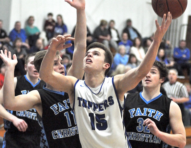 WIAA BASKETBALL: Furious second half boosts Catholic Central to blowout victory