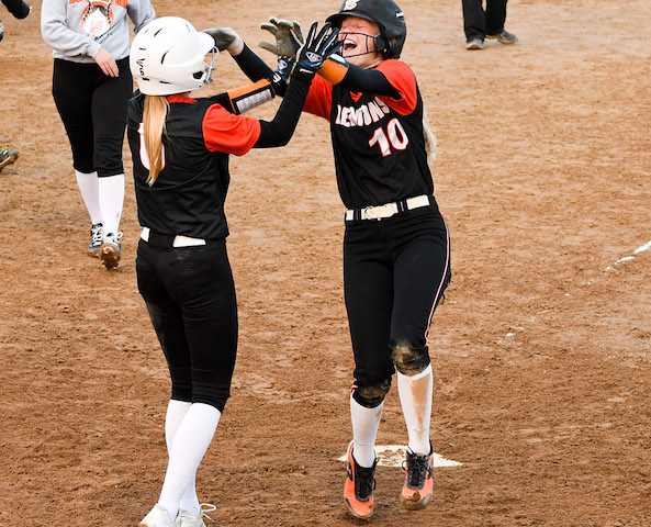 Burlington softball features experience, new faces on mound