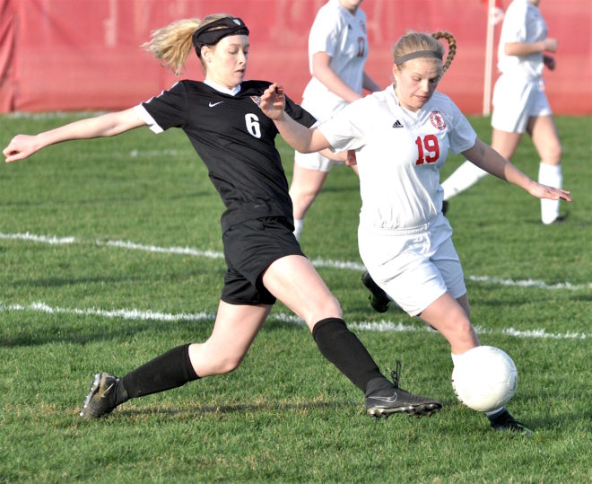Progress makes perfect: Burlington soccer seeks 5th straight conference crown