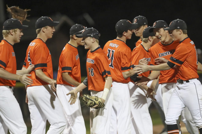 The big payback: Burlington staves off late Waterford rally, takes 2nd straight conference title