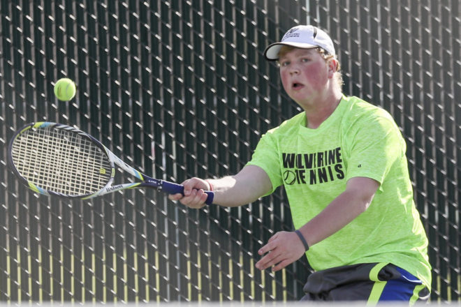 Season ends for Waterford tennis