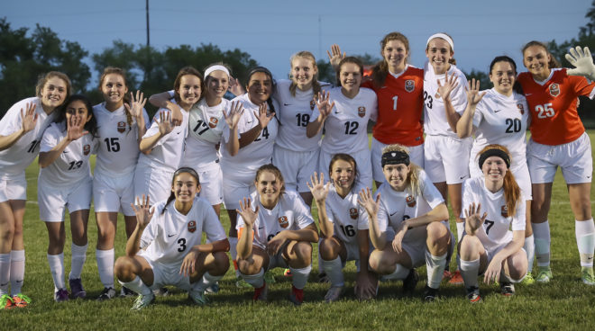 THURSDAY ROUNDUP: Burlington soccer edges Union Grove to secure fifth straight conference championship