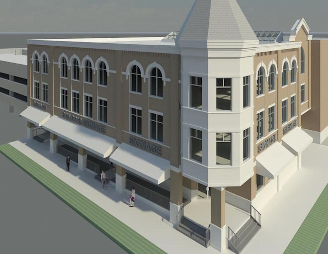 Sale clears way for building on vacant downtown lot