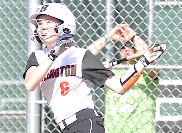 TUESDAY BOX SCORES: Burlington softball holds off Waterford