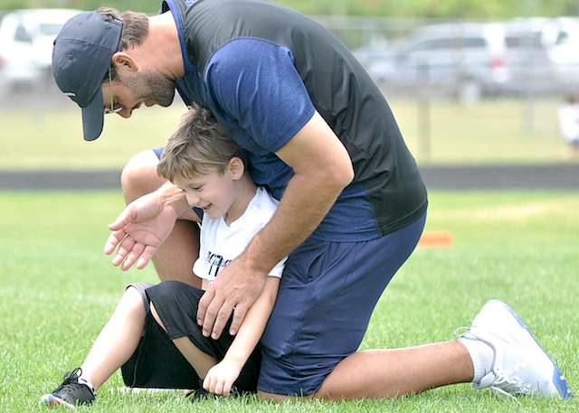 Don't call it a comeback: Former Burlington, Cowboys star Tony Romo content focusing on family, broadcast career
