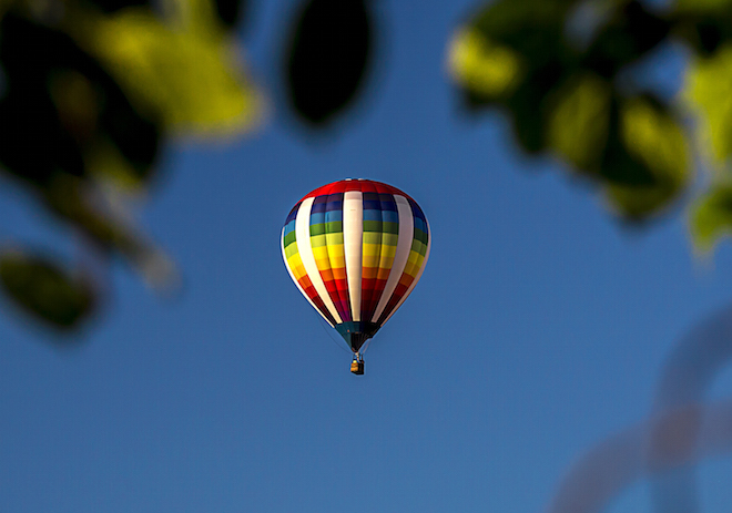 Balloonfest set to soar