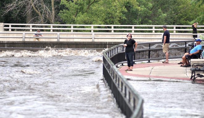 BURLINGTON FLOOD: From tragedy comes perspective