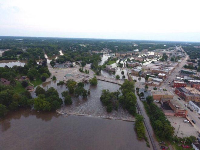 LifeBridge Church, individuals step up to help flood victims