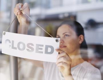 Burlington newspaper office closed for flood cleanup
