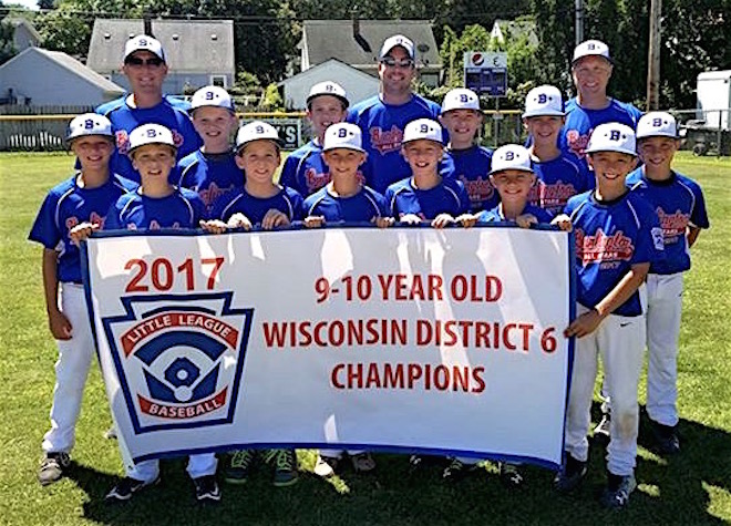 Victory parade set for state Little League champs