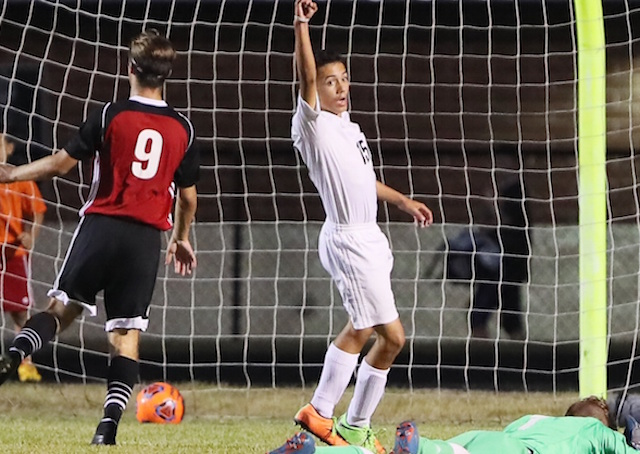 Burlington soccer wins 1st conference match in 5 years