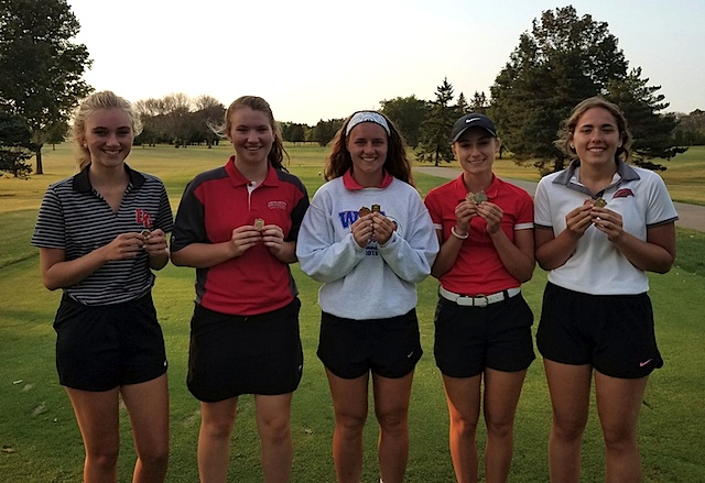 Union Grove golf captures 6th straight conference crown