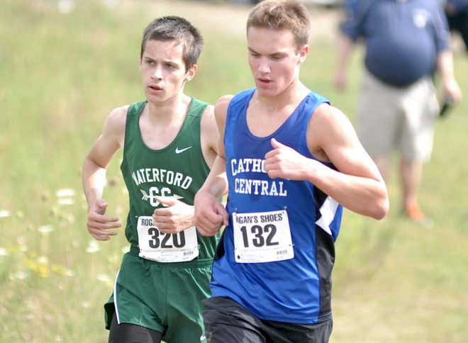 CATHOLIC CENTRAL ROUNDUP: Pum leads runners