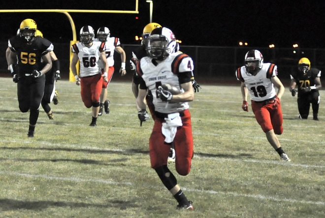 Union Grove's Spang sparks comeback victory