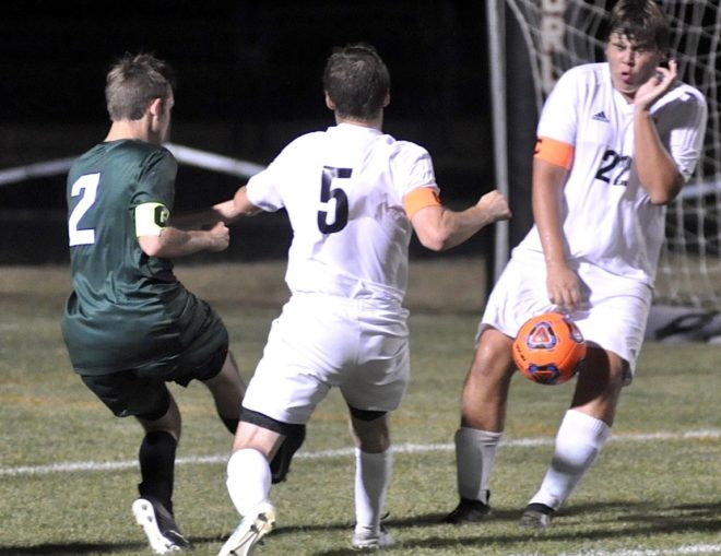 Waterford soccer notches first victories