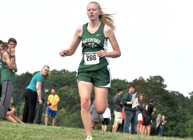 Waterford runners nab fourth at Minooka Park