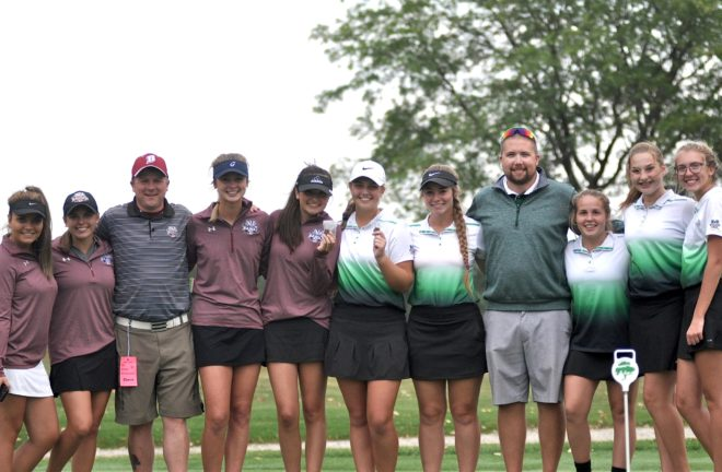 Waterford's Torhorst, Lake Geneva's Murphy will represent SLC at state golf