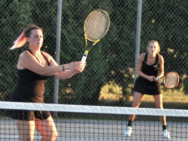Union Grove doubles shine at conference tennis tournament