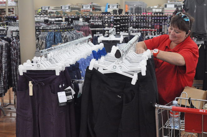 Big R store opens