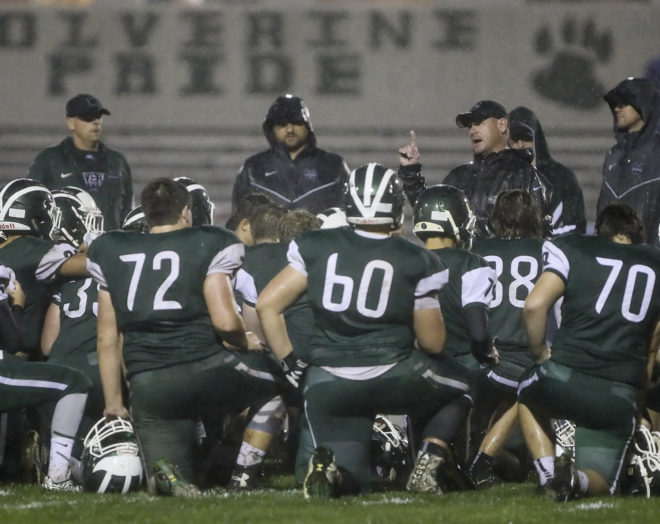 FOOTBALL PLAYOFF PREDICTIONS: Heads may explode for Waterford-Burlington rematch