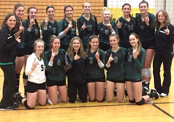 Waterford volleyball earns 1st conference championship since 2000