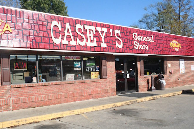Casey's eyes land in Rochester for convenience store