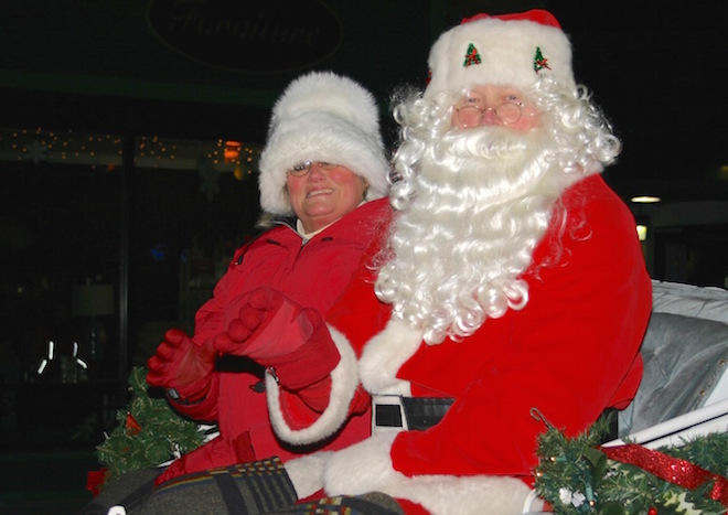 Burlington's Christmas parade canceled