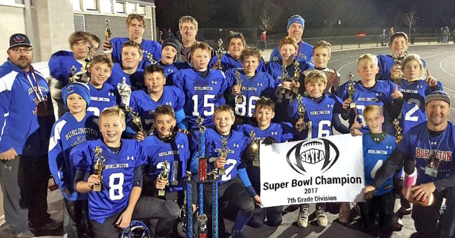 Blue Devils youth football captures Super Bowl crown