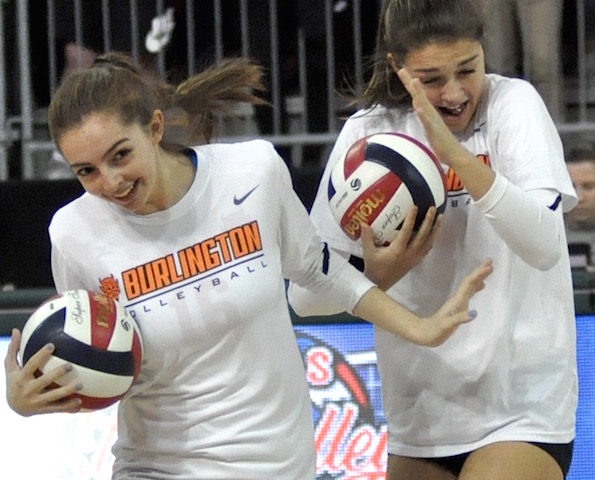 A strong foundation: Burlington Elite paves way for high school volleyball success