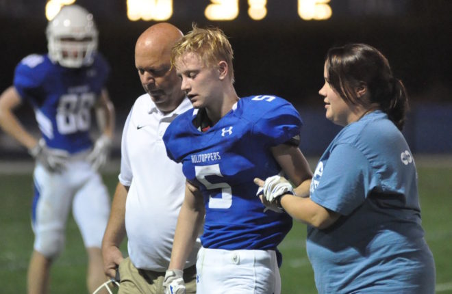 TOP SPORTS STORIES OF 2017: 3. Catholic Central football forfeits season