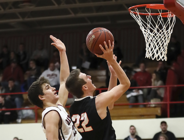 VIDEO: Winona State commit Klug says family support helped him break scoring record