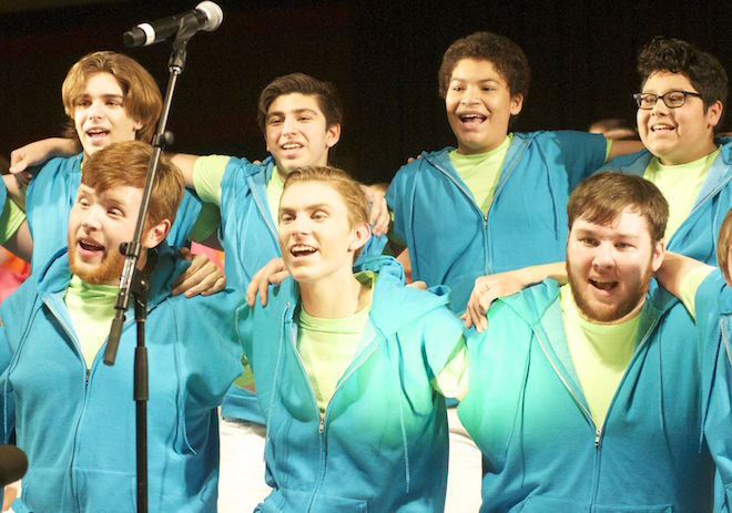 Burlington High to host show choir competition Saturday