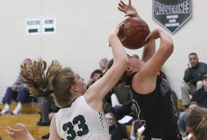 Clark lifts Lady Broncos past Waterford