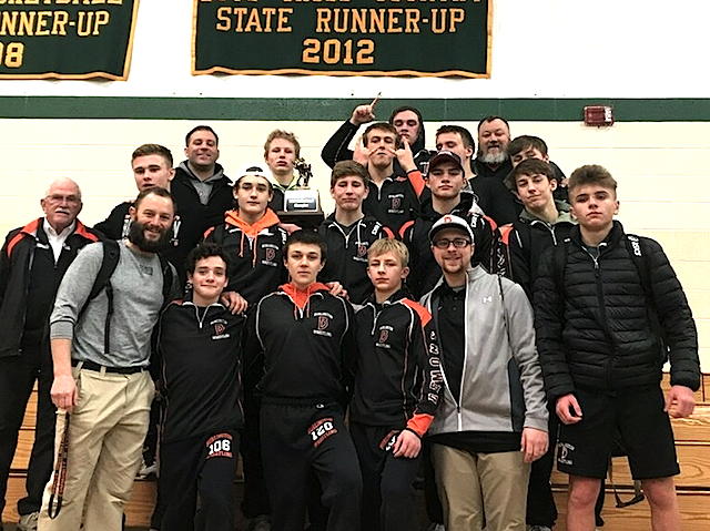 SEASON PREVIEW: Burlington wrestling ready for next level