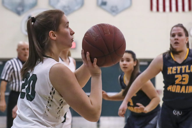 Rohner's 30 helps Waterford snap 7-game skid