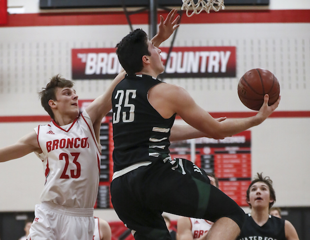 Waterford staves off late rally, bests Badger