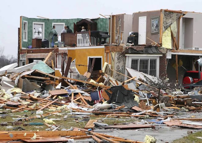 Tornado ripped through area 10 years ago