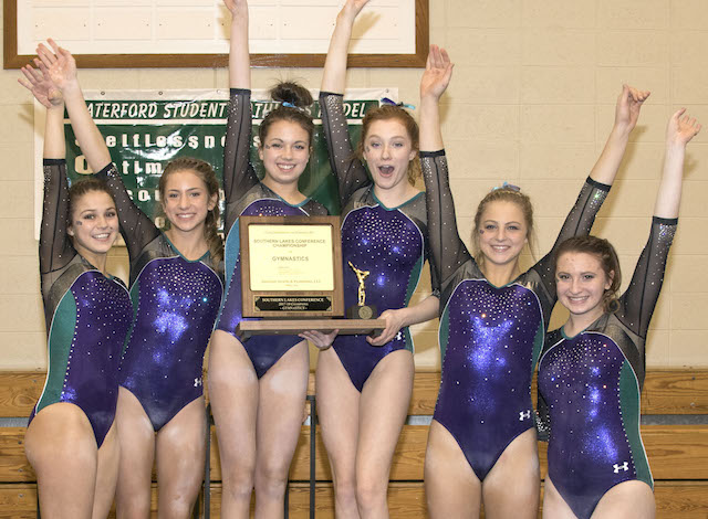 BUW gymnastics captures 9th straight conference crown