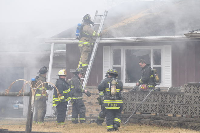 UPDATE: Resident found dead in home ravaged by fire