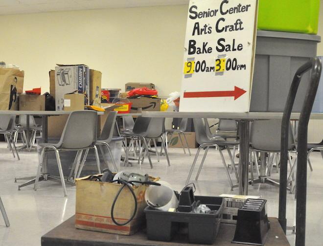 Senior Center could open next week
