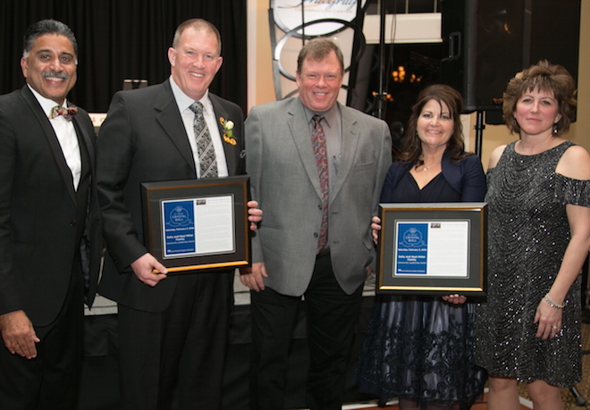 Crystal Ball raises $90,000 for wound care program